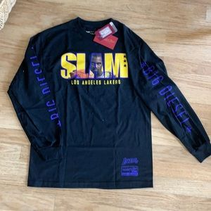 Mitchell & Ness NWT Slam Shaquille Shirt